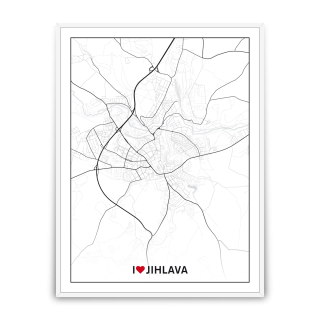 Jihlava – silnice