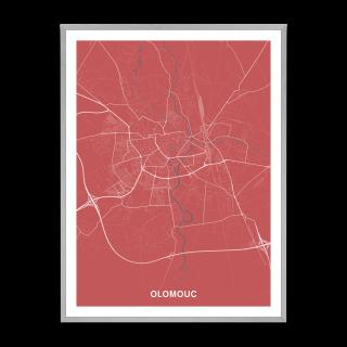 Olomouc – silnice