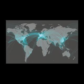 Letecká doprava světa