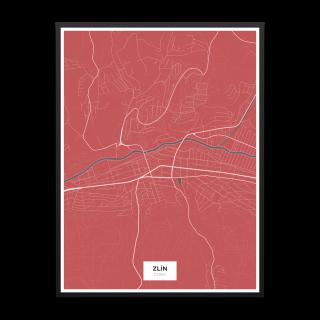 Zlín – silnice