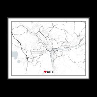 Ústí nad Labem – silnice
